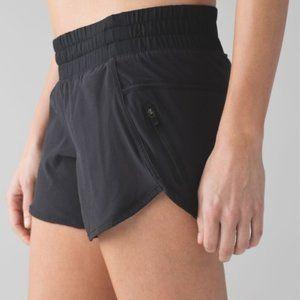 Lululemon Black Tracker Shorts